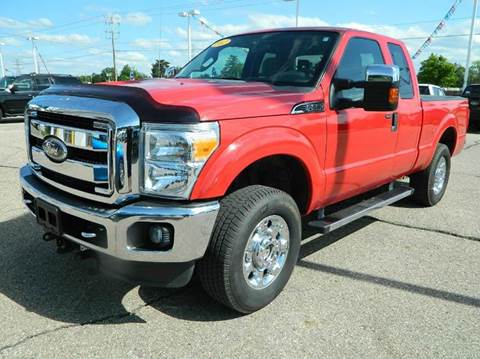 2012 Ford F-250 Super Duty for sale in Quinnesec, MI