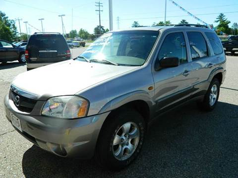 2001 Mazda Tribute for sale in Quinnesec MI