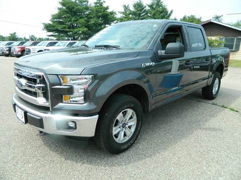 2017 Ford F-150 for sale in Quinnesec MI