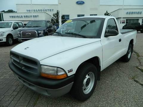 2000 Dodge Dakota for sale in Quinnesec MI