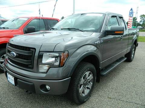 2013 Ford F-150 for sale in Quinnesec MI