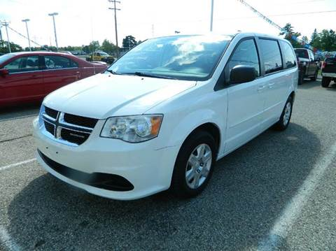 2011 Dodge Grand Caravan for sale in Quinnesec, MI