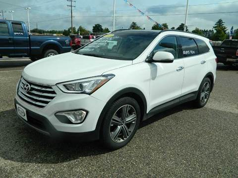 2013 Hyundai Santa Fe for sale in Quinnesec MI