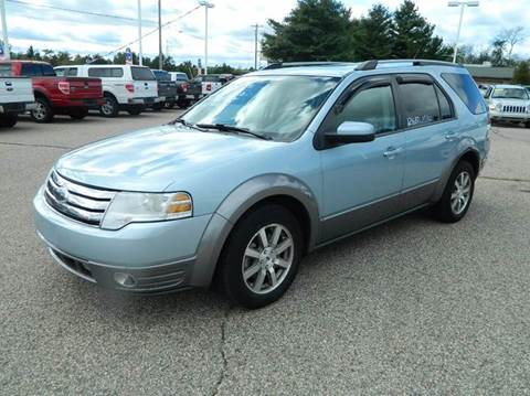 2008 Ford Taurus X for sale in Quinnesec, MI