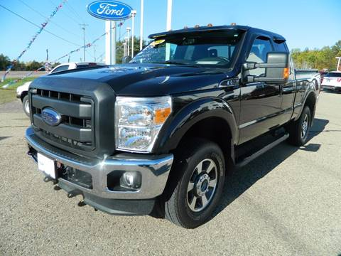 2014 Ford F-250 Super Duty for sale in Quinnesec, MI