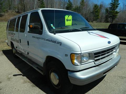 1998 Ford E-350 for sale in Quinnesec, MI