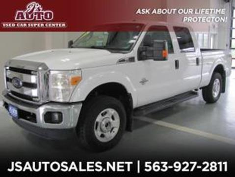2014 Ford F-250 Super Duty for sale in Manchester, IA