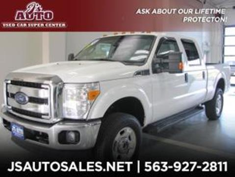 2015 Ford F-250 Super Duty for sale in Manchester, IA