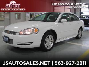 2016 Chevrolet Impala Limited for sale in Manchester, IA