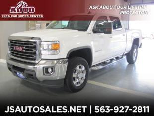 2015 GMC Sierra 3500HD for sale in Manchester, IA