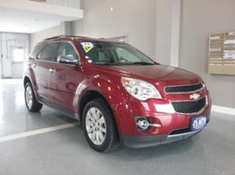 2011 Chevrolet Equinox for sale in Manchester, IA