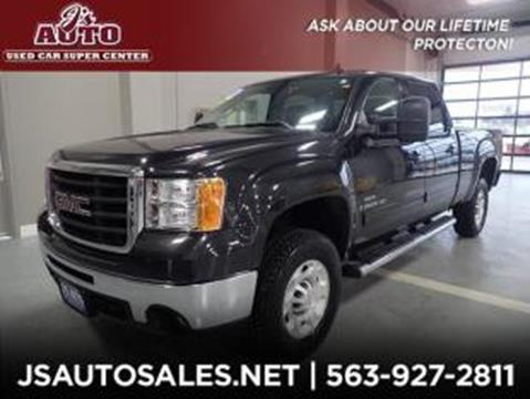 2009 GMC Sierra 2500HD for sale in Manchester, IA