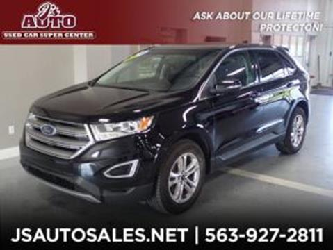 Ford Edge For Sale In Manchester Ia