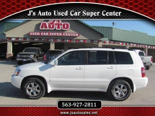 2007 Toyota Highlander for sale in Manchester, IA