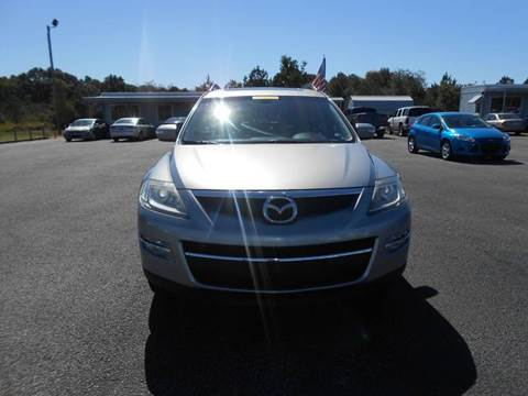 2008 Mazda CX-9 for sale at C & H AUTO SALES WITH RICARDO ZAMORA in Daleville AL