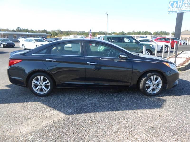 2011 Hyundai Sonata for sale at C & H AUTO SALES WITH RICARDO ZAMORA in Daleville AL