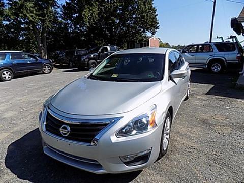 2013 Nissan Altima for sale in Warrenton, VA