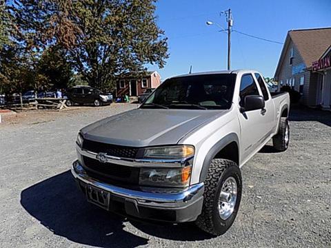 2005 Chevrolet Colorado for sale in Warrenton, VA