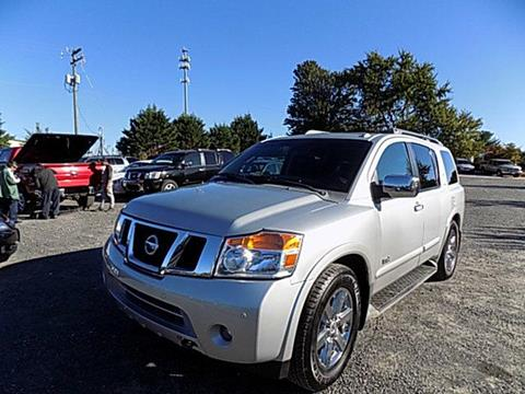 2009 Nissan Armada for sale in Warrenton, VA