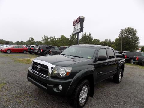 2011 Toyota Tacoma For Sale In Corona Ca Carsforsale