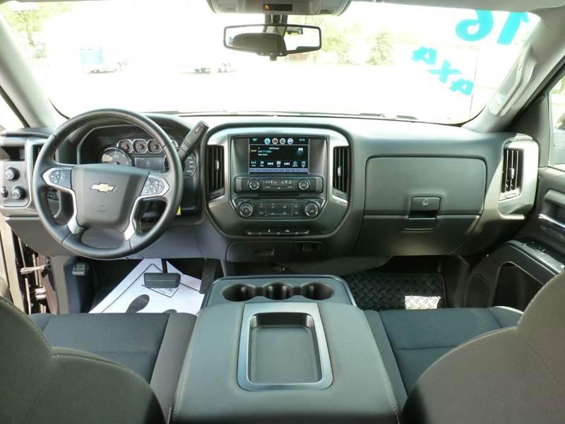 2016 Chevrolet Silverado 1500 4x4 LT 4dr Crew Cab 5.8 ft. SB - Elizabethtown KY