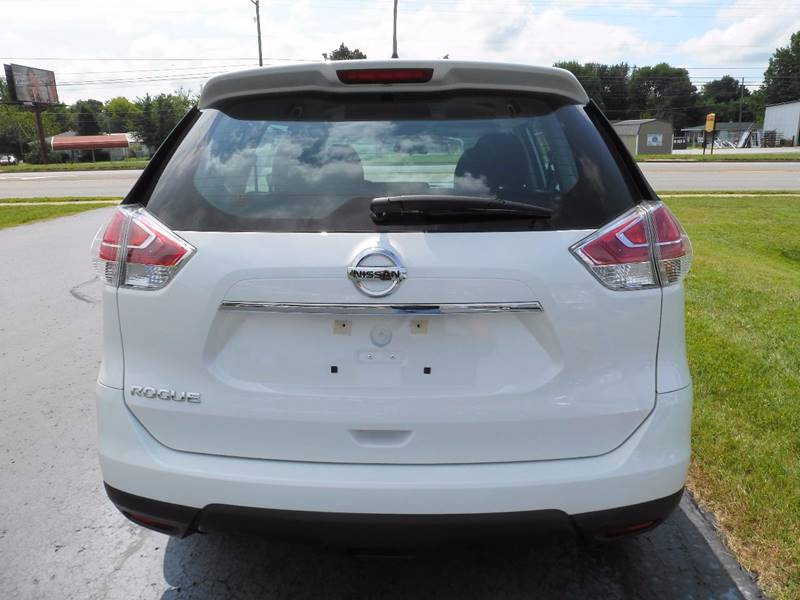 2016 Nissan Rogue S 4dr Crossover - Elizabethtown KY