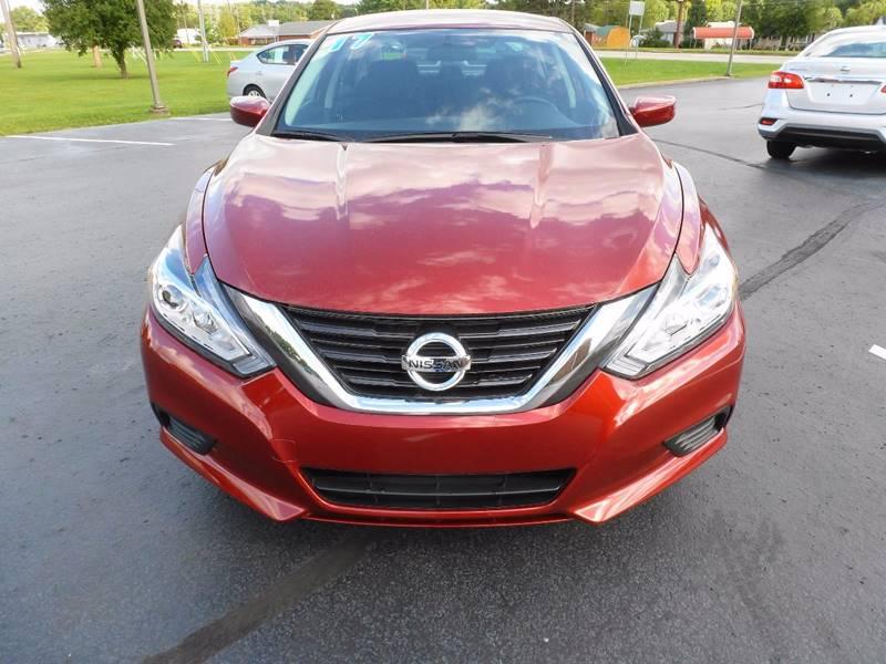 2017 Nissan Altima 2.5 S 4dr Sedan - Elizabethtown KY