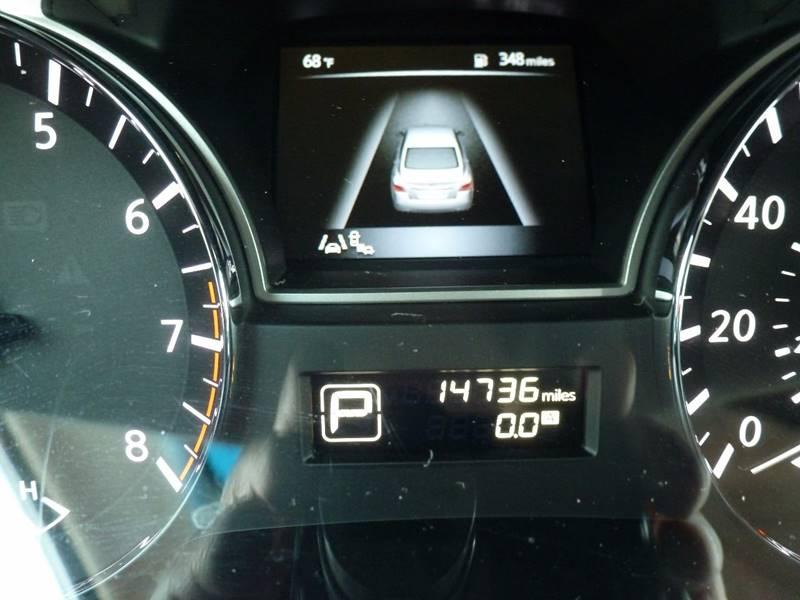 2015 Nissan Altima 2.5 SV 4dr Sedan - Elizabethtown KY