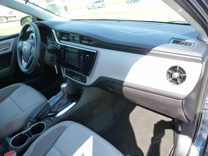 2017 Toyota Corolla LE 4dr Sedan - Elizabethtown KY