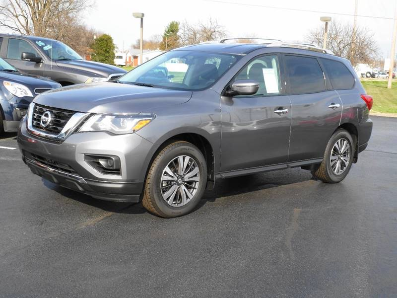 2017 Nissan Pathfinder S 4dr SUV In Elizabethtown KY - Cecilia Auto ...
