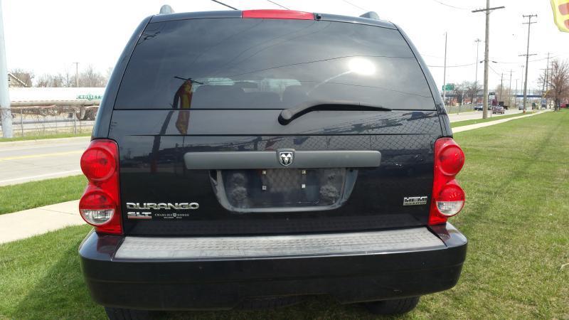 2008 Dodge Durango SLT 4dr SUV 4WD - Cleveland OH