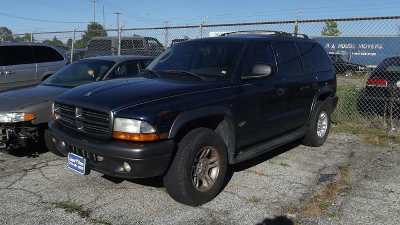 2002 Dodge Durango Sport 4WD 4dr SUV - Cleveland OH