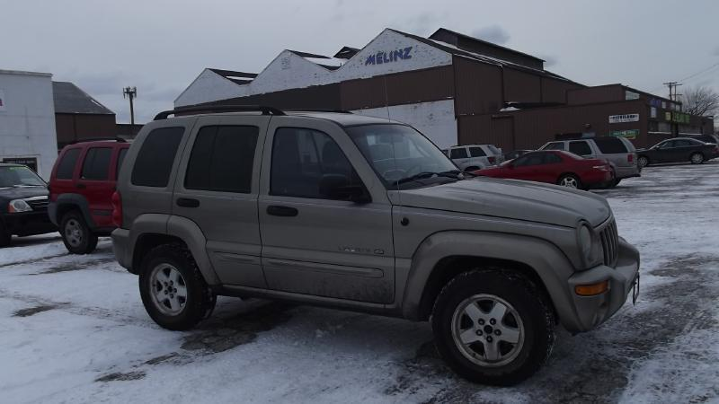 2003 Jeep Liberty Limited 4WD 4dr SUV - Cleveland OH