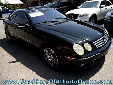 2003 Mercedes-Benz CL-Class for sale in Buford, GA