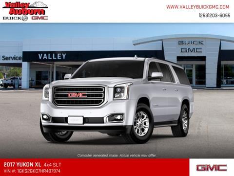 2017 GMC Yukon XL for sale in Auburn, WA