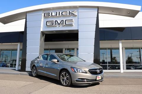 Buick lacrosse for sale in washington for Clyde revord motors everett wa