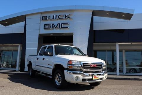 2005 GMC Sierra 2500HD for sale in Auburn, WA