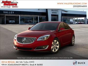 2016 Buick Regal for sale in Auburn, WA