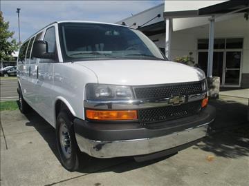 2016 Chevrolet Express Passenger for sale in Auburn, WA