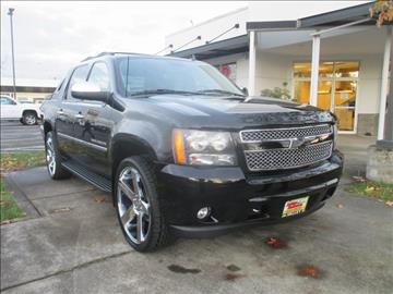 2012 Chevrolet Avalanche for sale in Auburn, WA