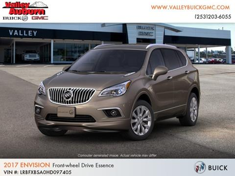 2017 Buick Envision for sale in Auburn, WA
