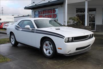 2010 Dodge Challenger for sale in Auburn, WA