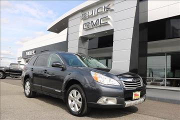 2012 Subaru Outback for sale in Auburn, WA