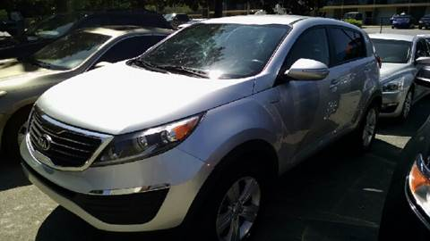 2013 Kia Sportage for sale in Macon, GA
