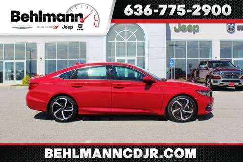 2018 Honda Accord for sale in Troy, MO