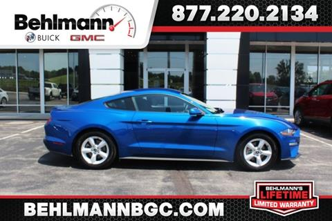 2018 Ford Mustang for sale in Troy, MO