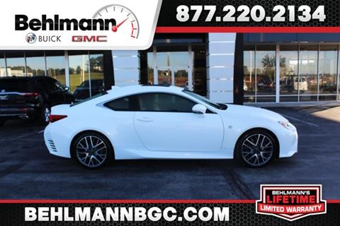 2016 Lexus RC 350 for sale in Troy, MO
