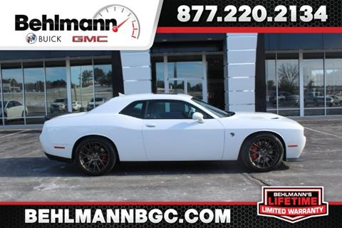 2016 Dodge Challenger for sale in Troy, MO