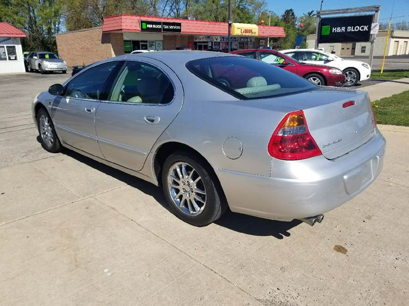 2001 Chrysler 300M 4dr Sedan - Grand Rapids MI