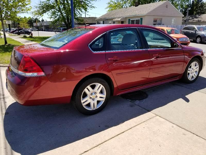 2011 Chevrolet Impala LT 4dr Sedan - Grand Rapids MI